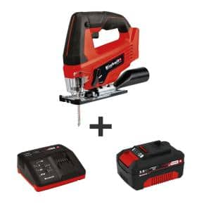 PXC 18-Volt 4/5 in. Stroke Length 2700 SPM Cordless Jig Saw Kit (with 3.0 Ah Battery Plus Fast Charger)