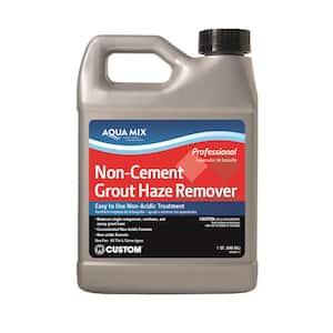 Aqua Mix 1 Qt. Non-Cement Grout Haze Remover