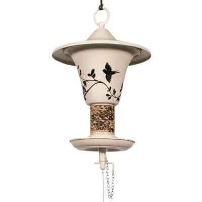 800 Series Bell Shaped Mix Seed Feeder with Applique