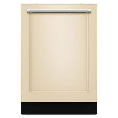 24 in. Panel Ready Top Control Built-in Dishwasher with Stainless Steel Tub and ProScrub Option, 46 dBA