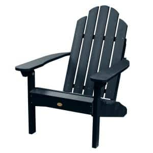 Classic Wesport Federal Blue Recycled Plastic Adirondack Chair
