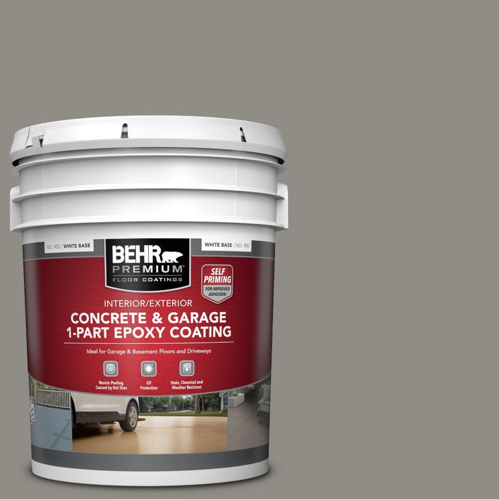 5 Gal. #PFC-69 Fresh Cement Self-Priming 1-Part Epoxy Satin Interior/Exterior Concrete and Garage Floor Paint