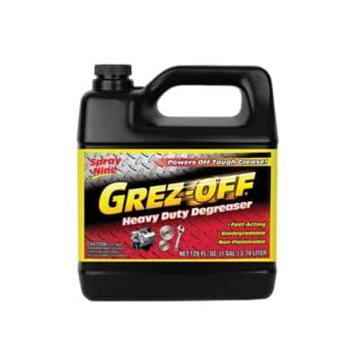 Grez-Off Heavy Duty Degreaser - 1 Gal.