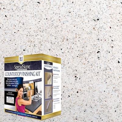 Mineral Select 1 qt. Natural White Countertop Refinishing Kit
