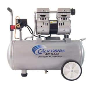 8.0 Gal. 1.0 HP Ultra Quiet and Oil-Free Electric Air Compressor