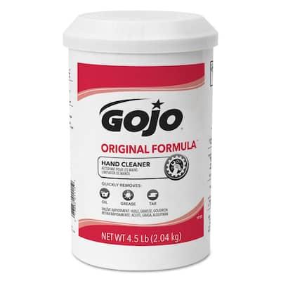 4.5 lbs White Original Formula Hand Soap (6/Carton)