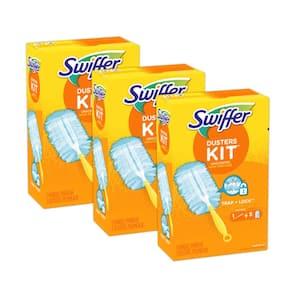 Microfiber Duster Starter Kit (3-Pack)