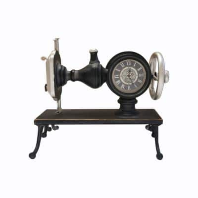 SEWING MACHINE Table Clock