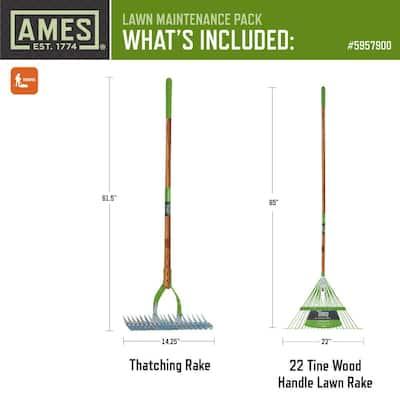 Lawn Maintenance Pack (Set of 2)