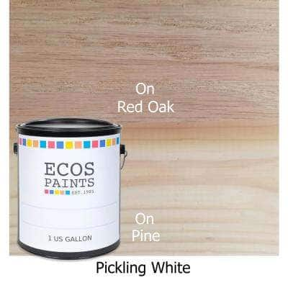 1 gal. Pickling White WoodShield Interior Stain