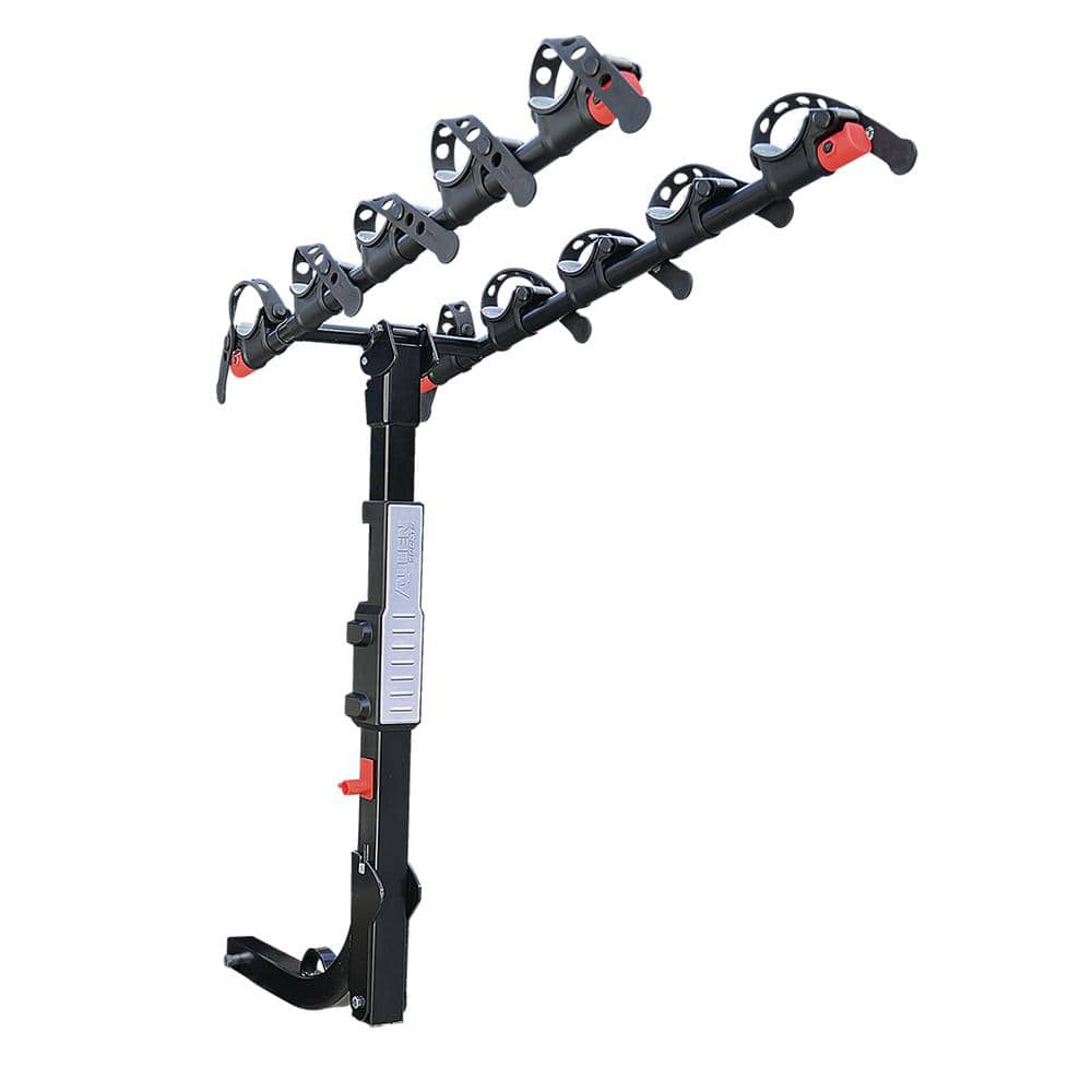 Allen Sports 175 lbs. Capacity 5-Bike Vehicle 2 in. Hitch Bike Rack