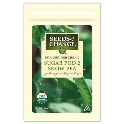Pea Sugar Pod 2 (1-Pack)