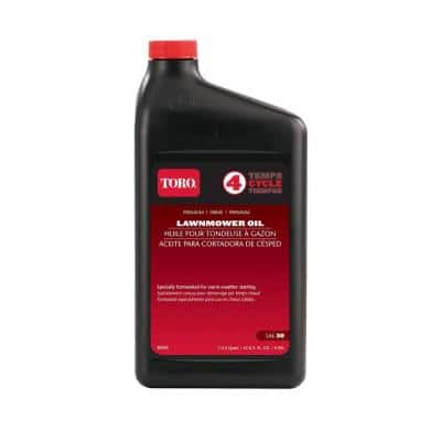 32 oz. SAE 30 4-Cycle Lawn Mower Engine Oil