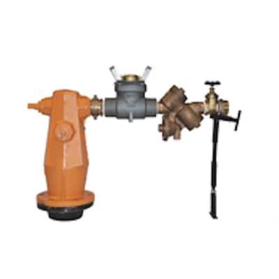 2 in. Hydrant Backflow Meter