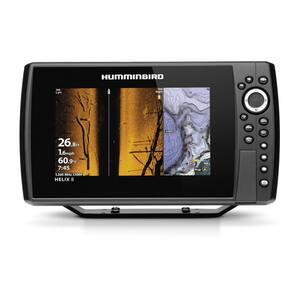 HELIX 8 CHIRP MEGA SI+ GPS G4N CHO Fishfinder