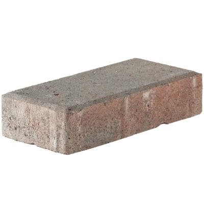 Holland 7.75 in. x 4 in. x 1.75 in. Old Town Blend Concrete Paver