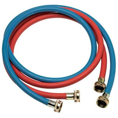 5 ft. Red and Blue Fill Hose
