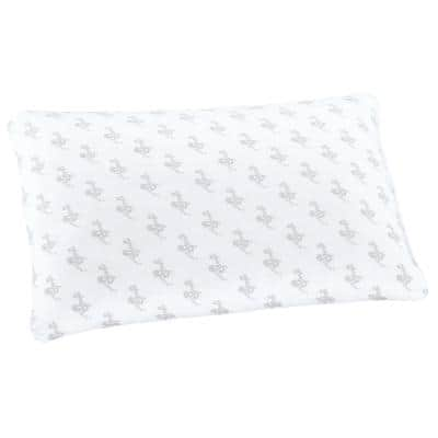 Classic White Standard/Queen Firm Bed Pillow