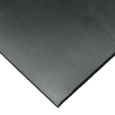 Neoprene 1/4 in. x 36 in. x 96 in. Commercial Grade 45A Soft Rubber Sheet Rolls