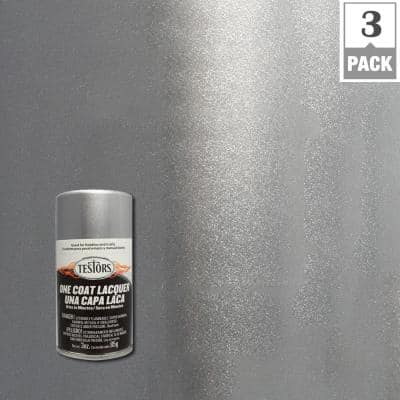 3 oz. Diamond Dust Lacquer Spray Paint (3-Pack)