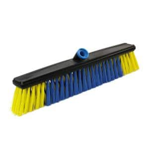 Lock-On 20 in. All Surface Push Broom Head (2-Pack)
