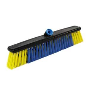 Lock-On 20 in. All Surface Push Broom Head