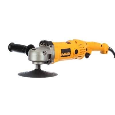 12 Amp 7 in./9 in. Variable Speed Polisher