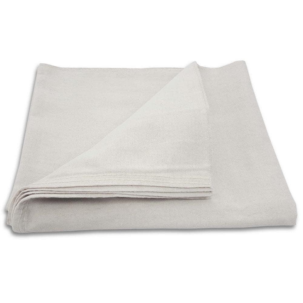 Everbilt 9 ft. x 12 ft. 10 oz. Canvas Drop Cloth