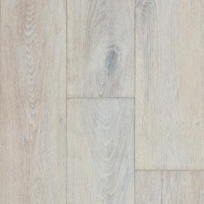 Lambswool Oak 6.5 mm T x 6.5 in. W x Varying L. Waterproof Engineered Click Hardwood Flooring (21.67 sq. ft.)