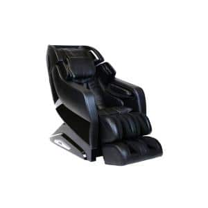 Riage X3 Black Deluxe 3D Massage Chair with Body Scanning and Compression Therapy