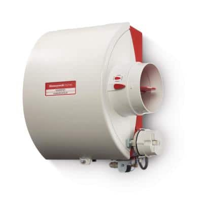 2,000 - 4,000 sq. ft. Whole-House Flow-Through Bypass Air Humidifier