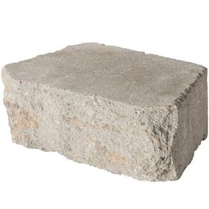 4 in. x 11.75 in. x 6.75 in. Fieldstone Concrete Retaining Wall Block