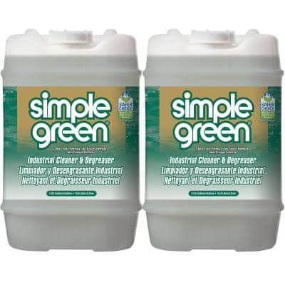 5 Gal. Concentrated All-Purpose Cleaner and Degreaser (2-Pack)
