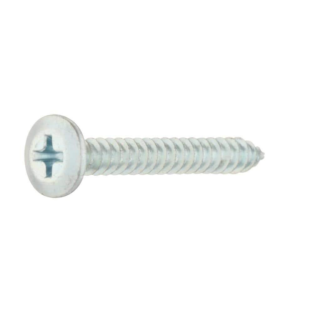 "Metallics ZSTU1J #8 x 1-1//4/"" Screw Anchors Screws 50//Jar"