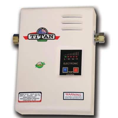 SCR-2 10.8 kW 3.5 GPM Residential Electric Tankless Water Heater