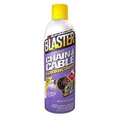 11 oz. Long-Lasting Chain and Cable Lubricant