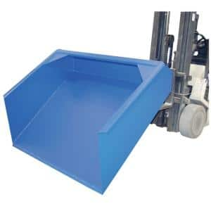 48.5 in. Fork Mounted Front Loader Attachment