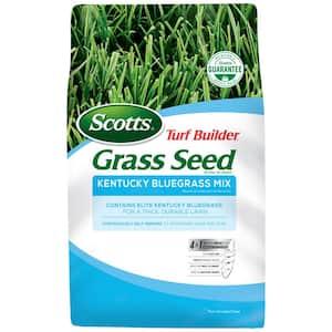 7 lb. Turf Builder Kentucky Bluegrass Mix Seed