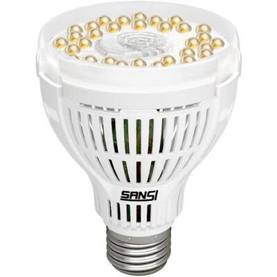 15-Watt 1050 Lumens A21 Full Spectrum Hydroponic LED Grow Light Bulb (1-Bulb)