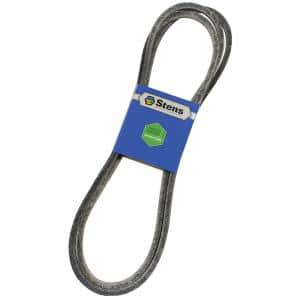 Stens New 265 302 Oem Replacement Belt For John Deere D170 La150 La175 G110 And 190c With 54 In Deck Gx21395 265 302 The Home Depot