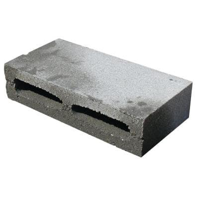 4 in. X 8 in. X 16 in. Concrete Block Hollow