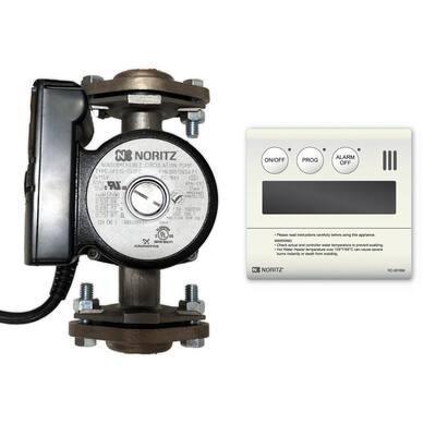 External Recirculation, 3-Speed, 1/12 HP, Pump Kit