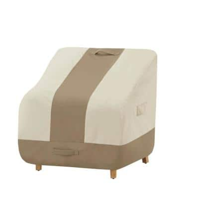High Back Outdoor Patio Chair Cover
