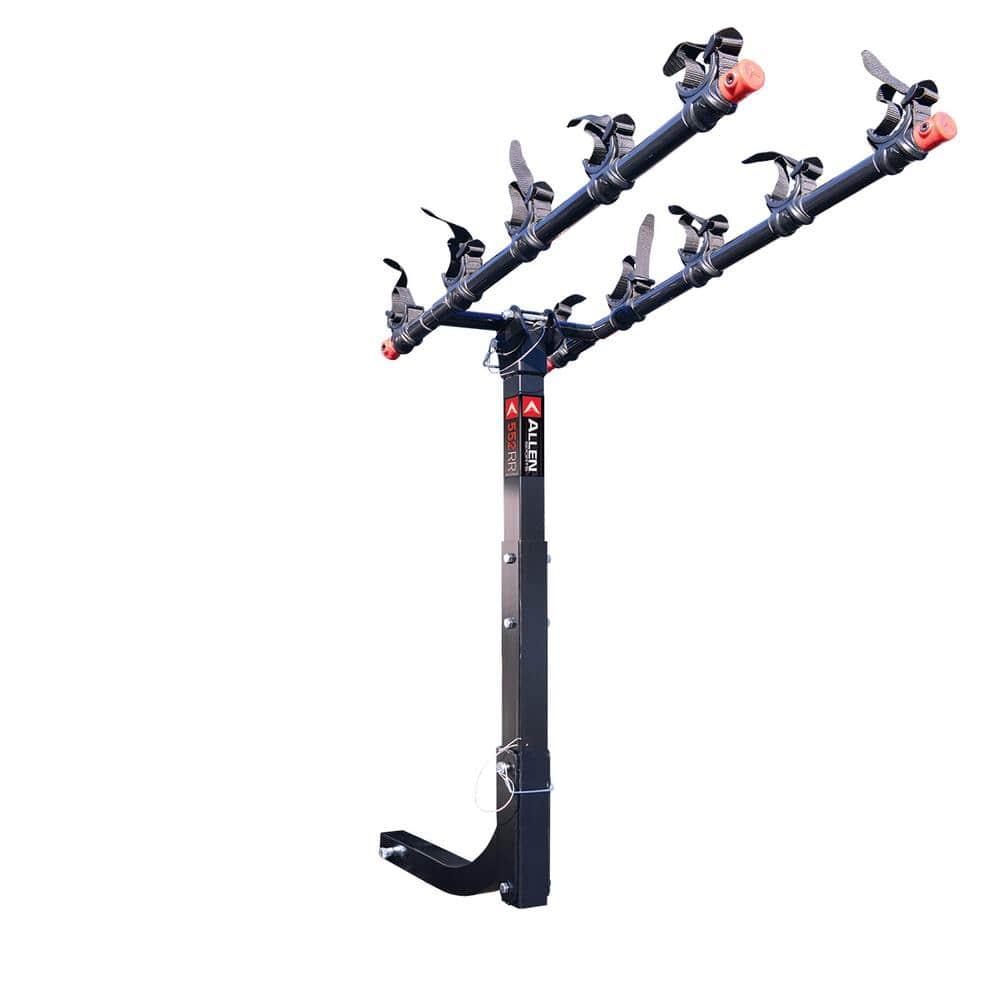 Allen Sports 175 lbs. Capacity 5 Bike Vehicle 2 in. Hitch Bike Rack