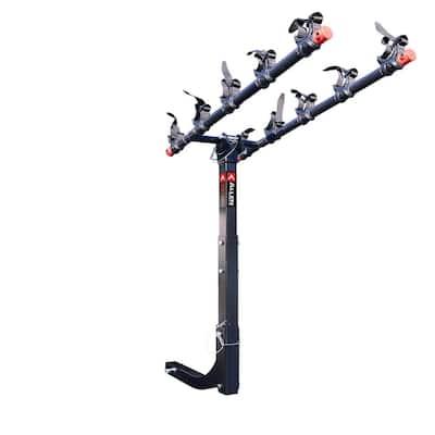 175 lbs. Capacity 5 Bike Vehicle 2 in. Hitch Bike Rack
