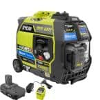 ONE+ 18V Bluetooth 2,300-Watt Starting Electric Start Gasoline Powered Digital Inverter Generator