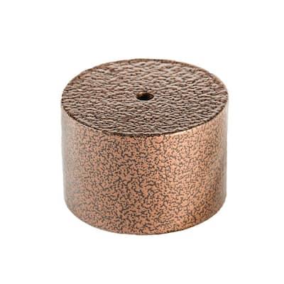 Copper Vein Aluminum Hand Rail End Bracket