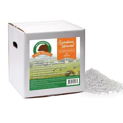 Sunshine Harvest 40 lbs. Box SOP Fertilier