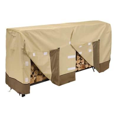 Veranda 8 ft. Firewood Rack Cover