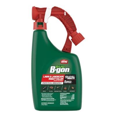 32 oz. Bug B Gon Lawn Insect Killer RTS